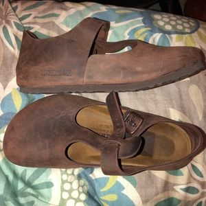 Birkenstock Paris Shoe with Soft Footbed